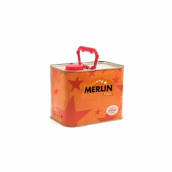 Nitro Combustible Merlin 25 % 2.5 lt