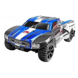 Blackout SC Monster Truck eléctrico Azul